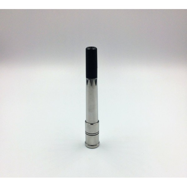Polished Stainless Steel Practice Chanter Mouthpiece