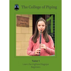 The College of Piping Tutor Book 1