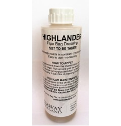 Gannaway Highlander Pipe Bag Dressing 250ml